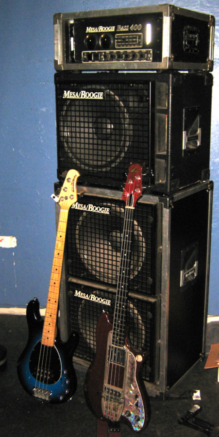 Mesa Bass amp